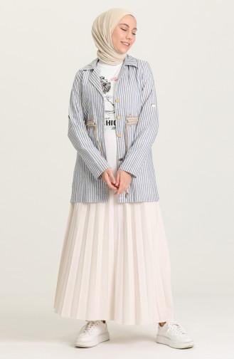 Indigo Suit 9061-09