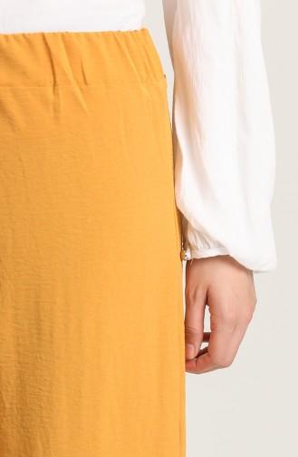 Mustard Pants 9036-09