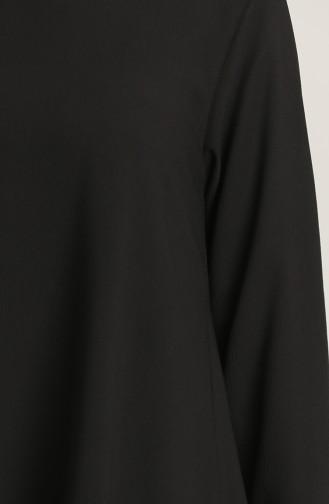 Tunique Noir 1641A-01