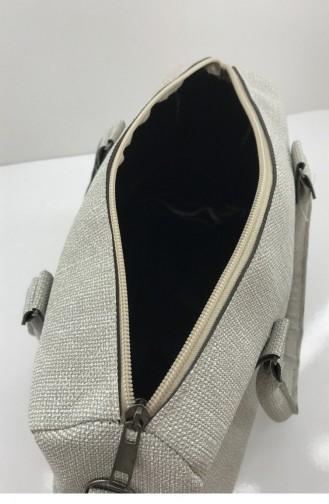Grau Portfolio Handtasche 001156.GRI