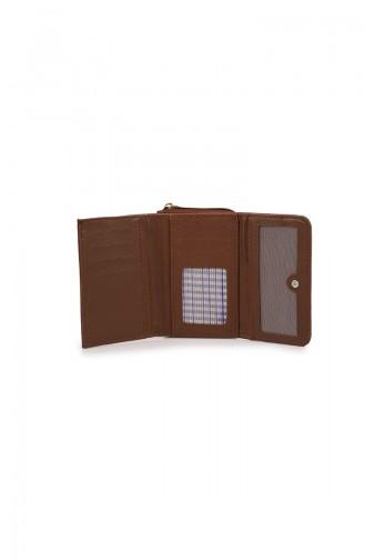 Tobacco Brown Wallet 53Z-10