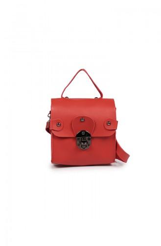 حقيبة كتف أحمر 15Z-13