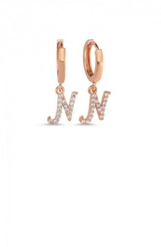 Rose Skin Earring 005-3781