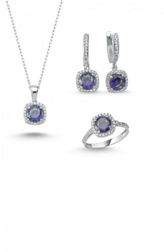 Silver Gray Sieraden 0030-5335