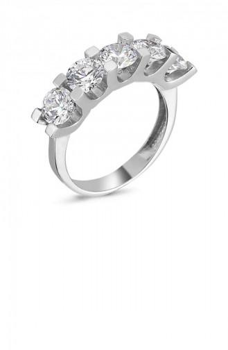 Silver Gray Ring 15417-4783