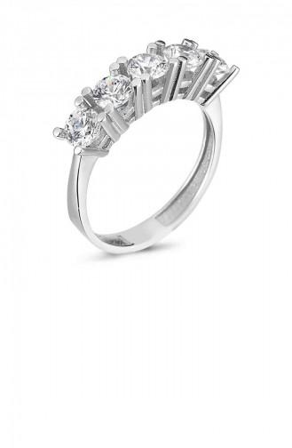 Silver Gray Ring 15536-4784