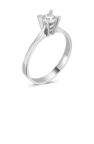 Silver Gray Ring 16231-4946