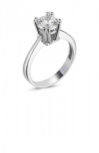 Silver Gray Ring 16573-4985