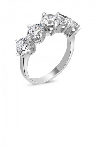 Silver Gray Ring 16703-4810