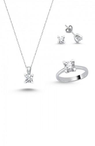 Silver Gray Jewellery 6072-4832