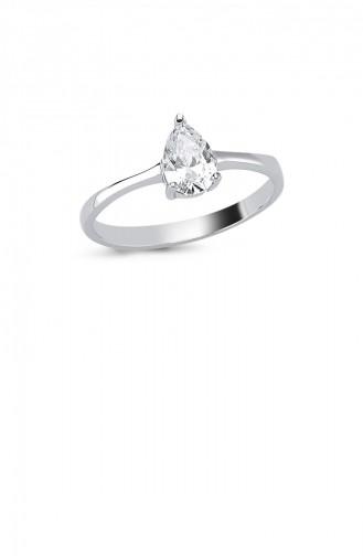 Silver Gray Ring 60791-5003
