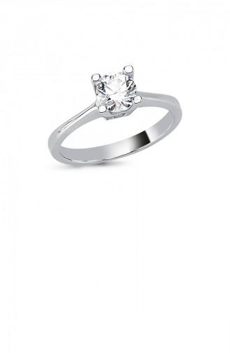 Silver Gray Ring 6155-3-5027