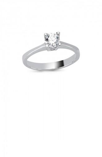 Silver Gray Ring 6156-3-5030