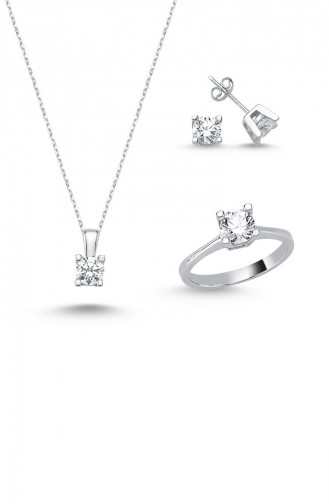 Silver Gray Jewellery 6156-4866