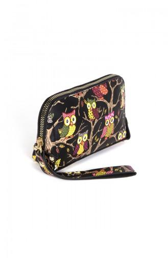 Black Portfolio Hand Bag 140668