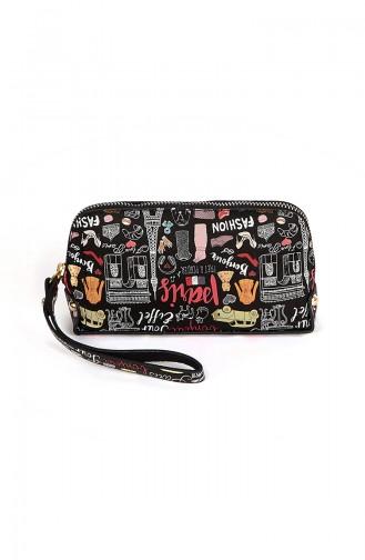 حقيبة يد أسود 140670