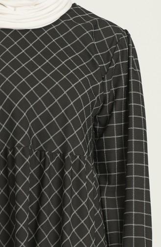 Schwarz Hijap Kleider 21Y8399-01