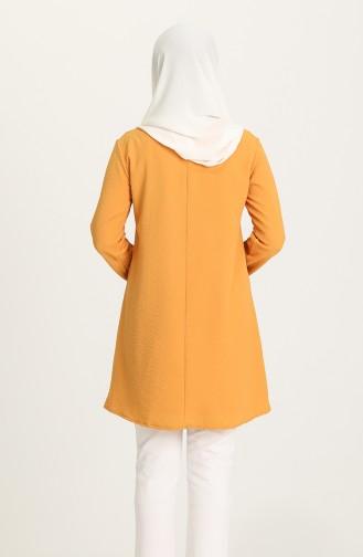 Mustard Tunics 0637-06