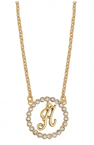 Collier Couleur Or 02030-01