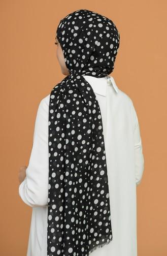 Châle Noir 676-01