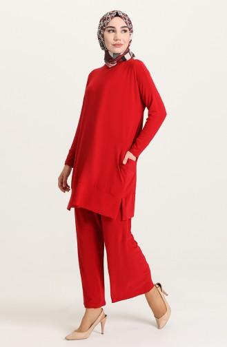 Claret red Sets 5015-01