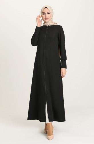 Abayas Noir 1014-01