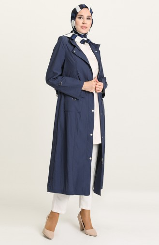 Indigo Trench Coats Models 2000-02