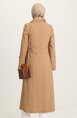 Camel Trench Coats Models 2000-03