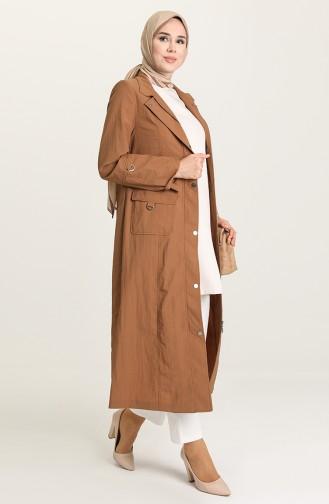Maroon Trench Coats Models 2000-04