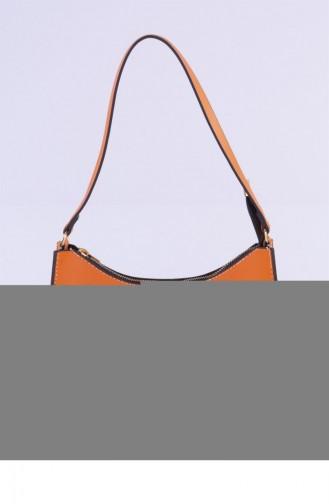 Orange Shoulder Bags 2287