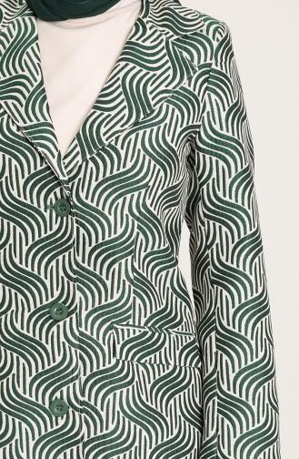 Green Jackets 1216-03