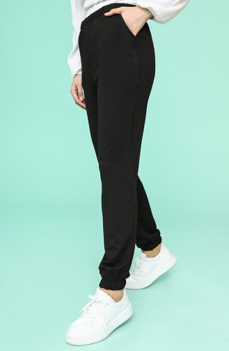 Pantalon Sport Noir 5003-06
