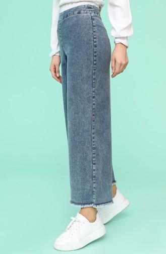 Pantalon Bleu Jean 7309-01