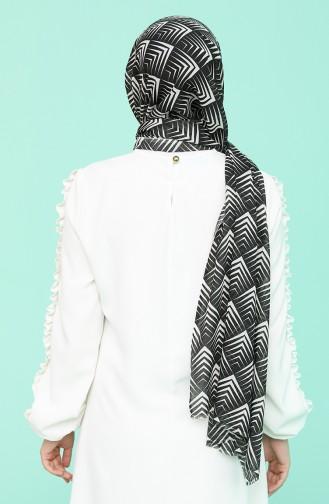 White Shawl 9832-07