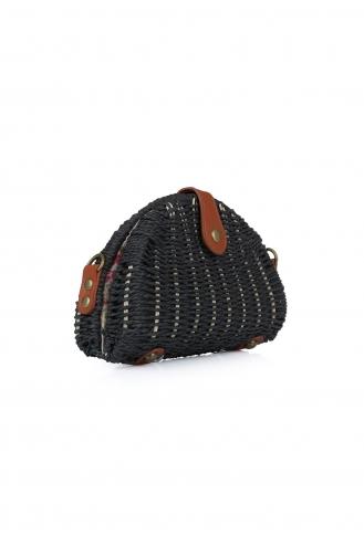 Sac D`épaule Noir 1008-01