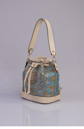 حقيبة ظهر تركواز 2460