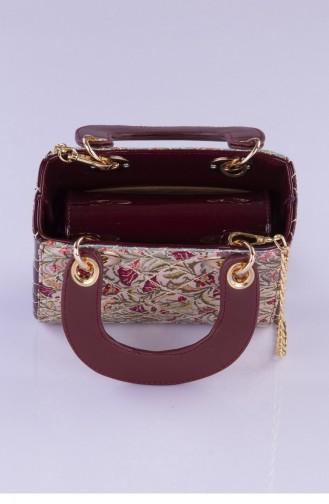 Plum Shoulder Bags 2525