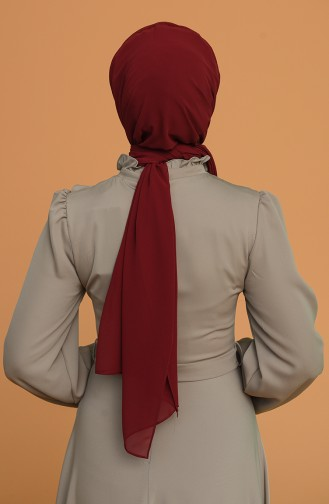 Claret Red Ready to Wear Turban 009-002
