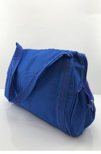 Sac D`épaule Bleu 001189.MAVI