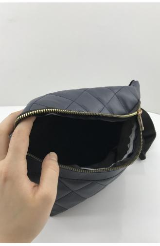 Navy Blue Belly Bag 1186-04