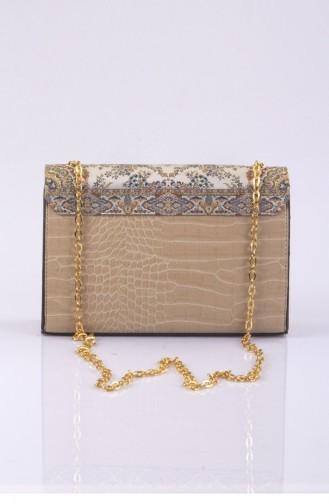 Cream Shoulder Bags 2812