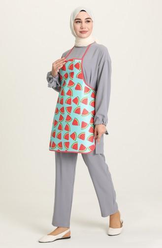 Textile de Maison Vert menthe 4010