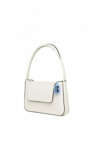 حقيبة كتف أبيض 8682166070909