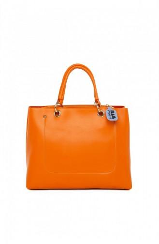 Orange Shoulder Bags 8682166070886