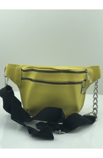 Yellow Fanny Pack 0821-02