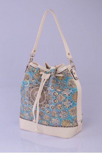Turquoise Backpack 2890