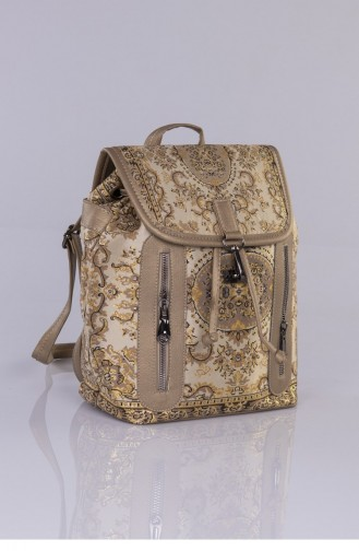 حقيبة ظهر ذهبي 2937