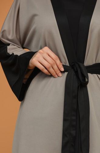 Abayas Noir 0199-01