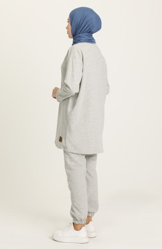 Grau Anzüge 2410-05