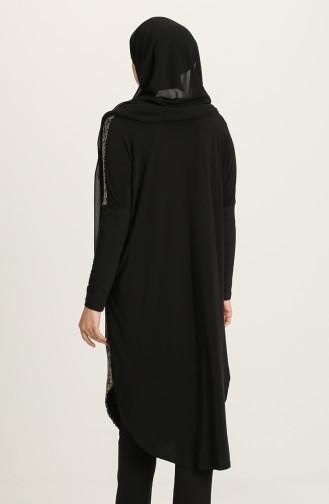 Black Tunics 6337-02